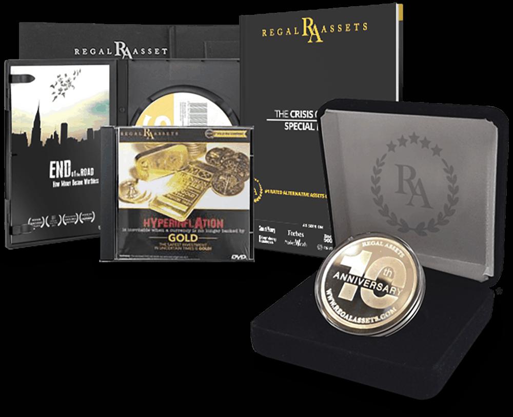 regal assets ira gold information kit